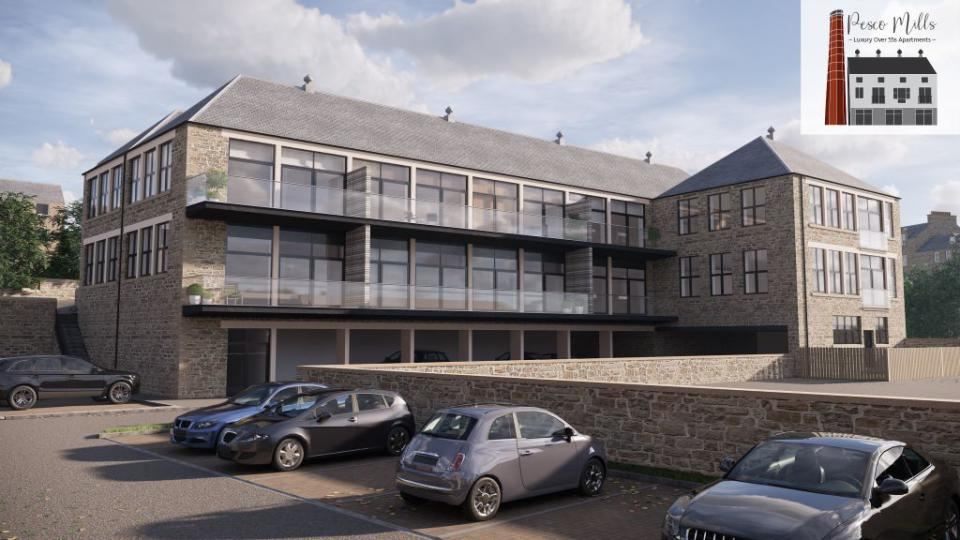 Image of  Pescos Development Hawick