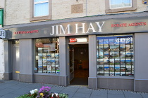 Jim Hay Estate Agents office, High Street, Hawick